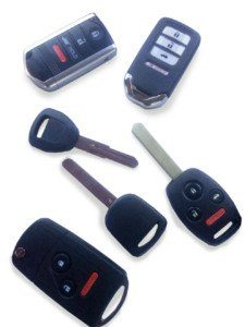 Lost Honda Car Keys Replacement