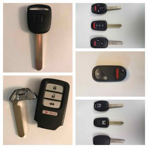 Lost Honda Keys Replacement - All Honda Car Keys Made On