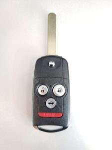 Honda transponder chip car keys