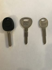 Hyundai Transponder and Non-Transponder Keys