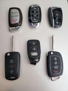 Blank, Replacement Car Keys