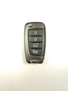 2018, 2019, 2020 Hyundai Kona Transponder Car Key Replacement OEM# 95430-J9500