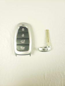 2021 Hyundai key fob replacement