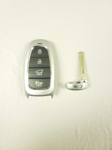 Remote Key Fob for a Hyundai Nexo