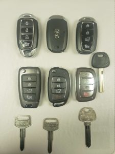 Hyundai Excel Car Key Replacements
