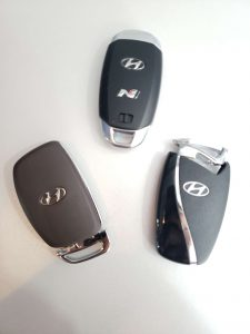 Remote push to start key replacement - Hyundai