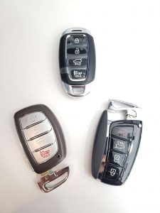 Hyundai replacement car keys