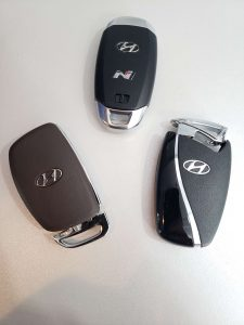 Hyundai Key Fobs Replacement