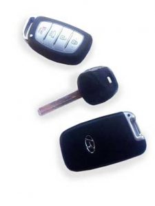 Hyundai Sante Fe Replacement Keys
