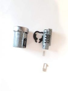 Ignition cylinder parts