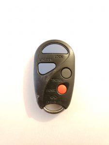 Keyless entry remote Infiniti older models