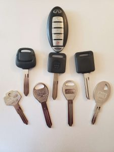 Different Types Of Infiniti Keys - Fob, Transponder, Non Chip Explained