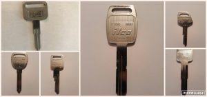 Isuzu Car Keys Replacement