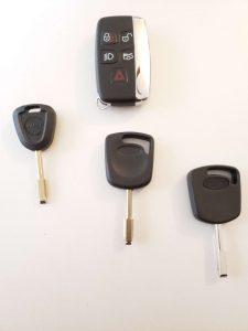Jaguar Keys Replacement