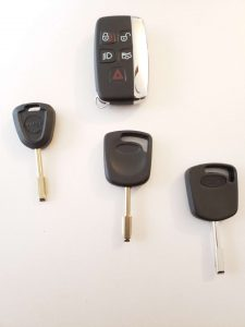 Lost Jaguar Car Keys Replacement