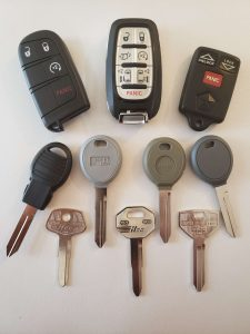Jeep Grand Wagoneer Car Keys Replacement