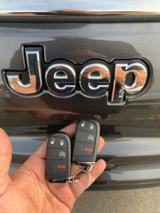 Jeep Car Keys Replacement - Key Fobs