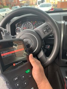 Jeep Cherokee Programming Tool - For Key Fobs and Transponder Keys