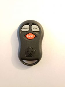 Keyless Entry Information Plymouth Breeze