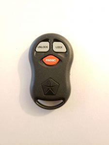Keyless Entry Information Chrysler Cirrus