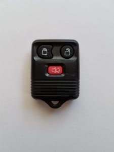 Keyless entry information Ford Ranger