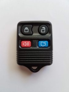 Keyless entry remote - Ford