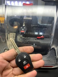 """Blank"" - unused, new key and cutting machine"