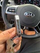 Kia Mentor Replacement Car Keys