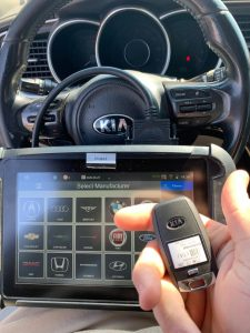 Kia Rio Car Key Programming Tool