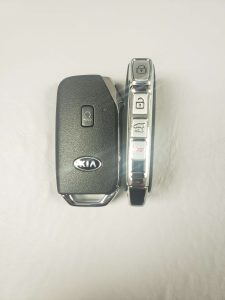 2020 Kia key fob - must be coded to start the car