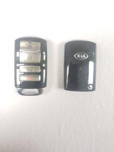 Some Kia remotes may look the same but they have different chip value inside