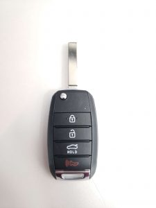 2016, 2017, 2018, 2019 Kia Sorento Transponder Flip Key Replacement 95430-C5100