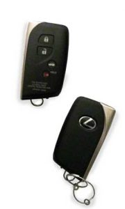 2018-2019 Lexus LC500 Remote Key Replacement HYQ14FBF