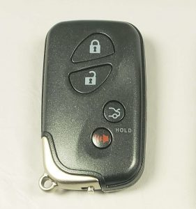 2009, 2010, 2011, 2012 Lexus ES350 remote key fob replacement (89904-30270)