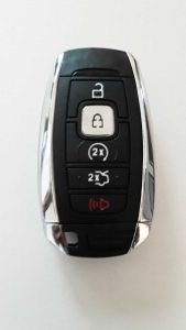 Fob Car Key Replacement - Lincoln
