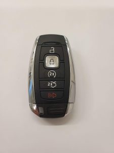 Remote key fob for a Lincoln Continental