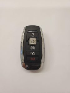 Lincoln remote key fob battery replacement information (Used for 2018 and up)