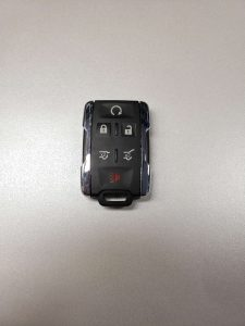 Chevy key fob replacement (uncut)