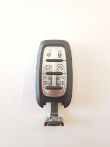 Chrysler key fob replacement - Coding is needed (M3N-97395900)