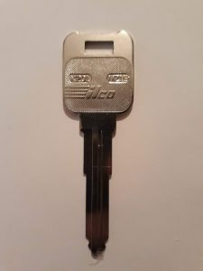 Mazda Non Chip Transponder Car Key Replacement (MZ19)