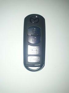 Mazda Remote Key OEM# BBY2-67-5RY
