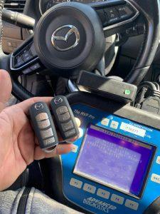 Key coding (Mazda)