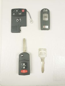 Mazda CX-7 Car Key Replacements