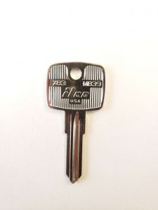 Non-Transponder Mercedes Key - No need to program (MB39)