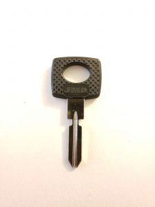 Transponder key blank - Mercedes
