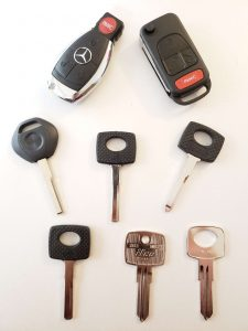 Lost Mercedes Car Keys Replacement