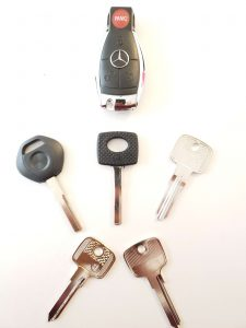 Replacement Car Keys - Mercedec Benz