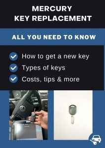Mercury key replacement - All you need to know