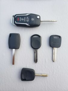 Mercury replacement keys