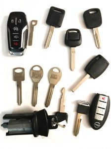 Lost car keys replacement: Key fobs, non-transponder, transponder keys
